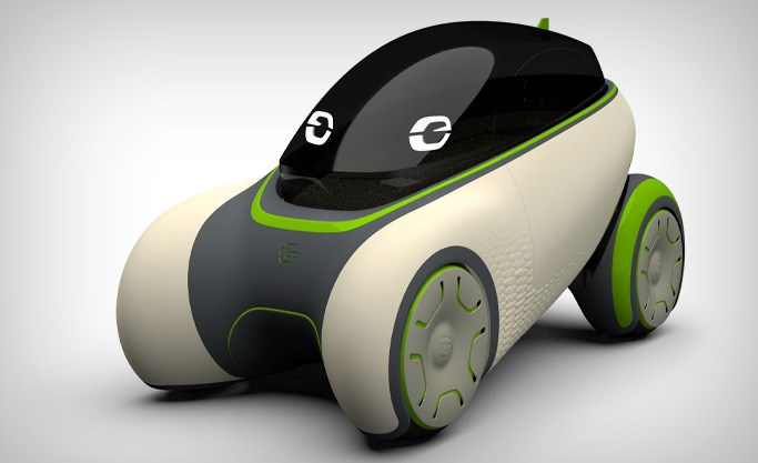 Flesby II Concept Vehicle